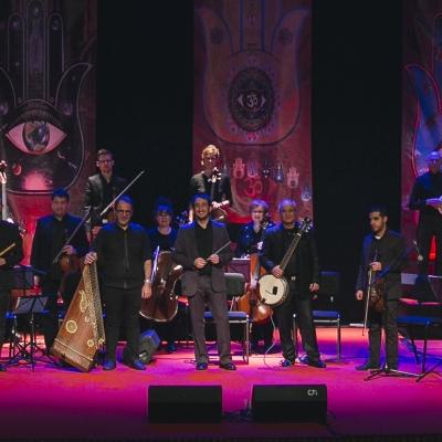 תזמורת ירושלים מזרח ומערב