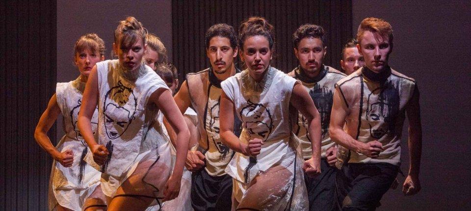 תיאטרון גבעתיים מחול חדש קולבן דאנס